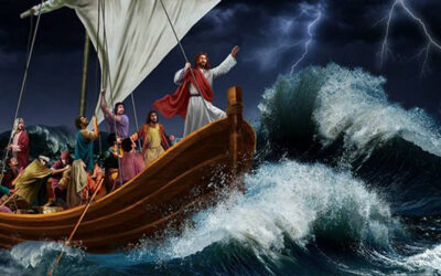 Jesus Calms the Storm – May 2020 Newsletter